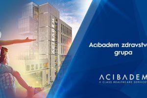 Acıbadem zdravstvene usluge Ekosistem koji služi za primer u pružanju zdravstvenih usluga
