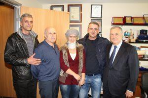 интервју: Prof.Dr. Nedžmetin Pamir & Selma Curić