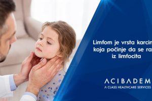 Najčešći karcinom kod dece Limfom