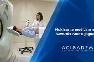 Nuklearna medicina novi saveznik rane dijagnoze