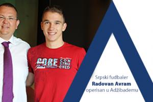 Srpski fudbaler Radovan Avram operisan u Adžibademu